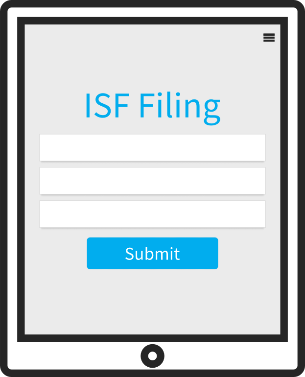 ISF Filing - ISF 10+2 (Importer Security Filing) | Strix